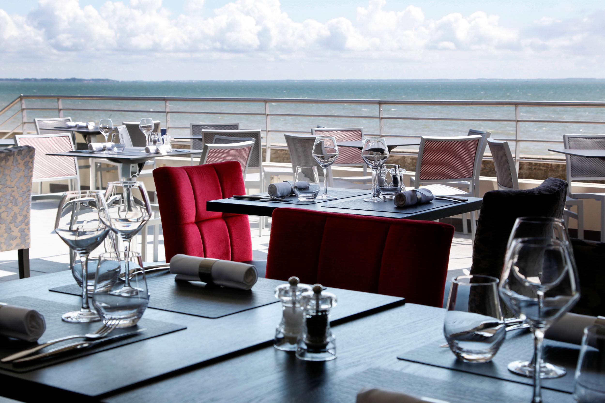 Restaurant panoramique Latitude 47°